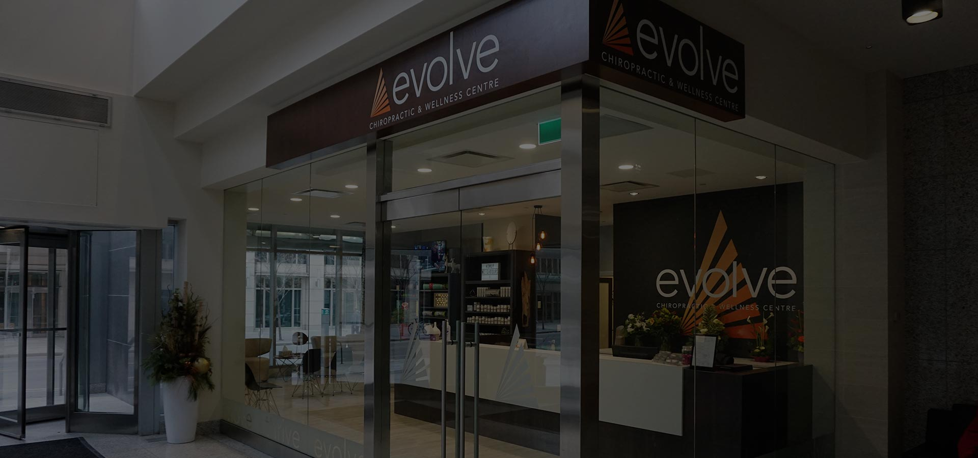 evolve 8th Avenue Location | Evolve Chiropractic and Wellness | Downtown Calgary