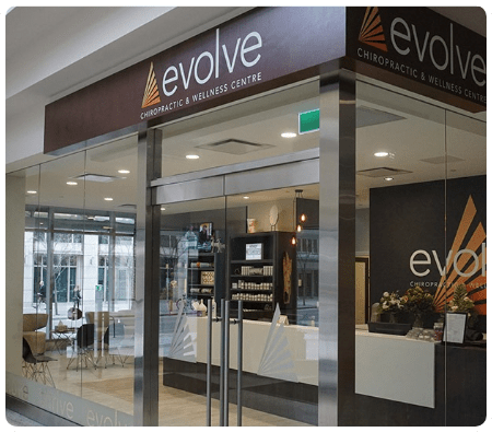evolve 5th Ave Location | Evolve Chiropractic and Wellness | Downtown Calgary