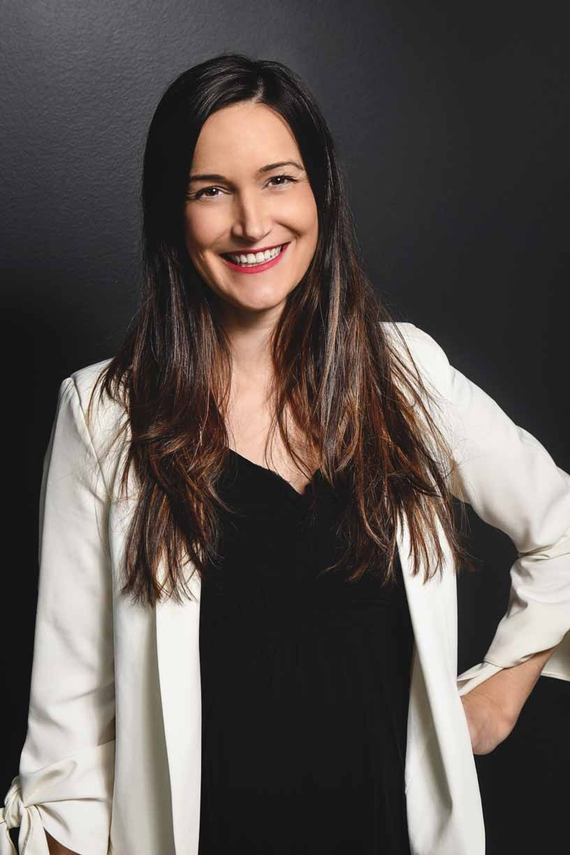 Dr. Amanda Perizzolo | Acupuncturist | Evolve Chiropractic and Wellness | Downtown Calgary