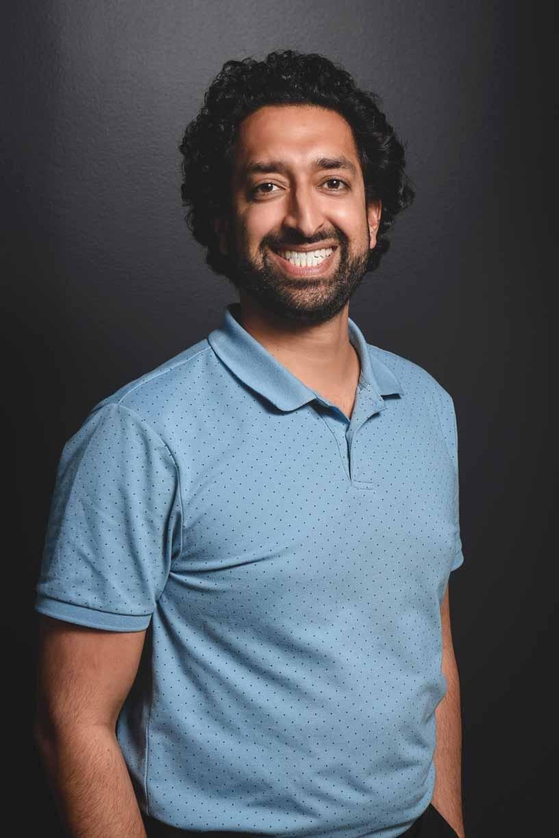 Dr. Jatish Kaler | Naturopath | Evolve Chiropractic and Wellness | Downtown Calgary