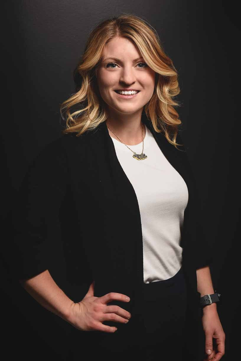 Dr. Kathleen Bates | Chiropractor | Evolve Chiropractic and Wellness | Downtown Calgary