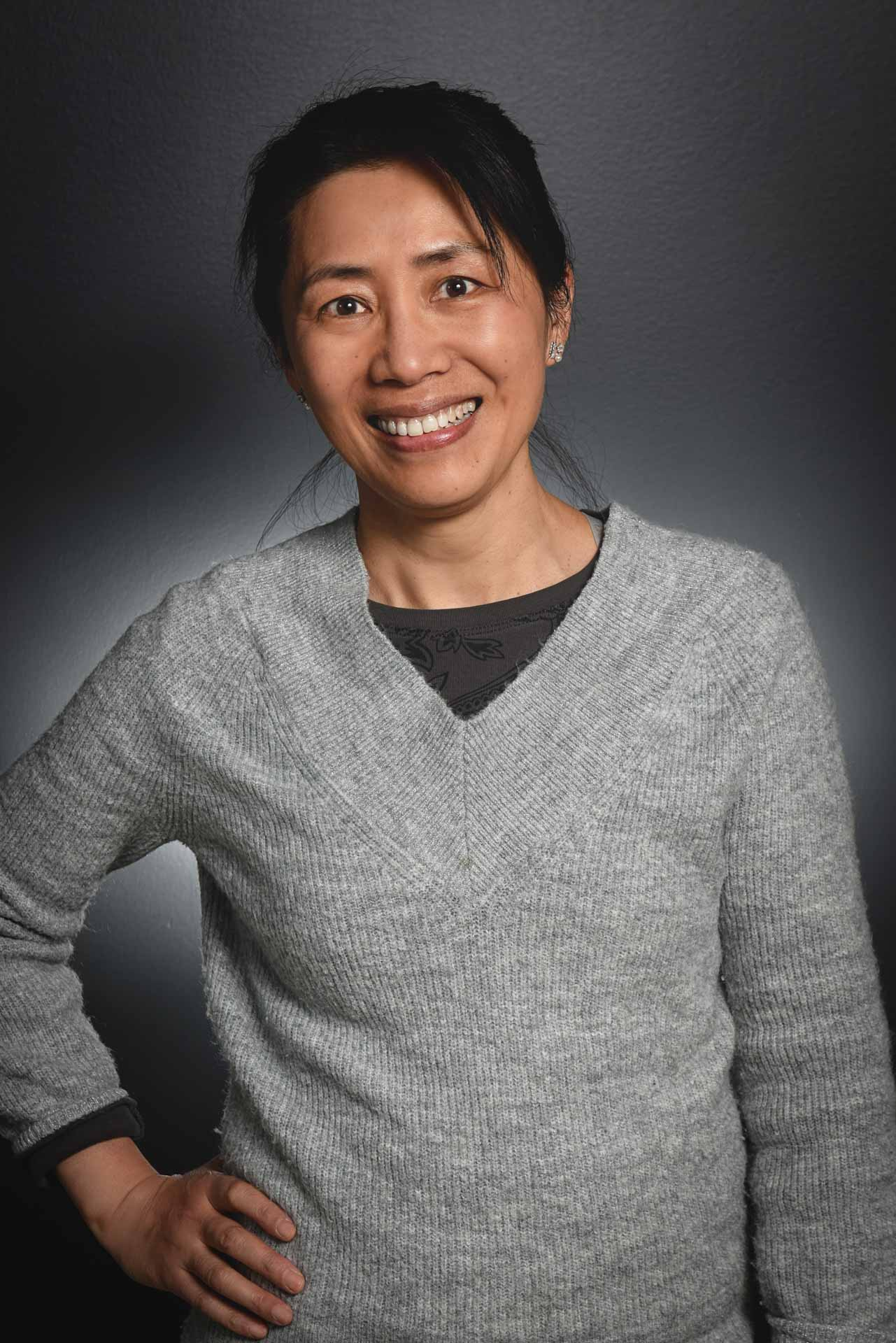 Dr. Wei Tan | Acupuncturist | Evolve Chiropractic and Wellness | Downtown Calgary