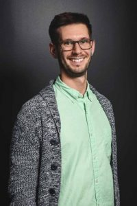 Dylan Parsons | Physiotherapist | Evolve Chiropractic and Wellness | Downtown Calgary