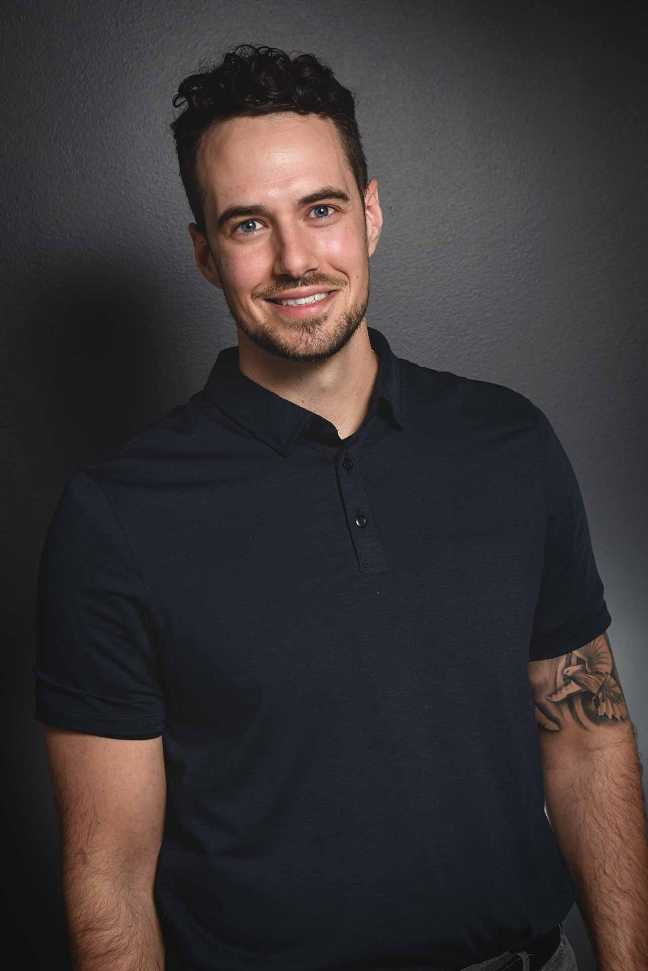 Rob Macswain | Physiotherapist | Evolve Chiropractic and Wellness | Downtown Calgary