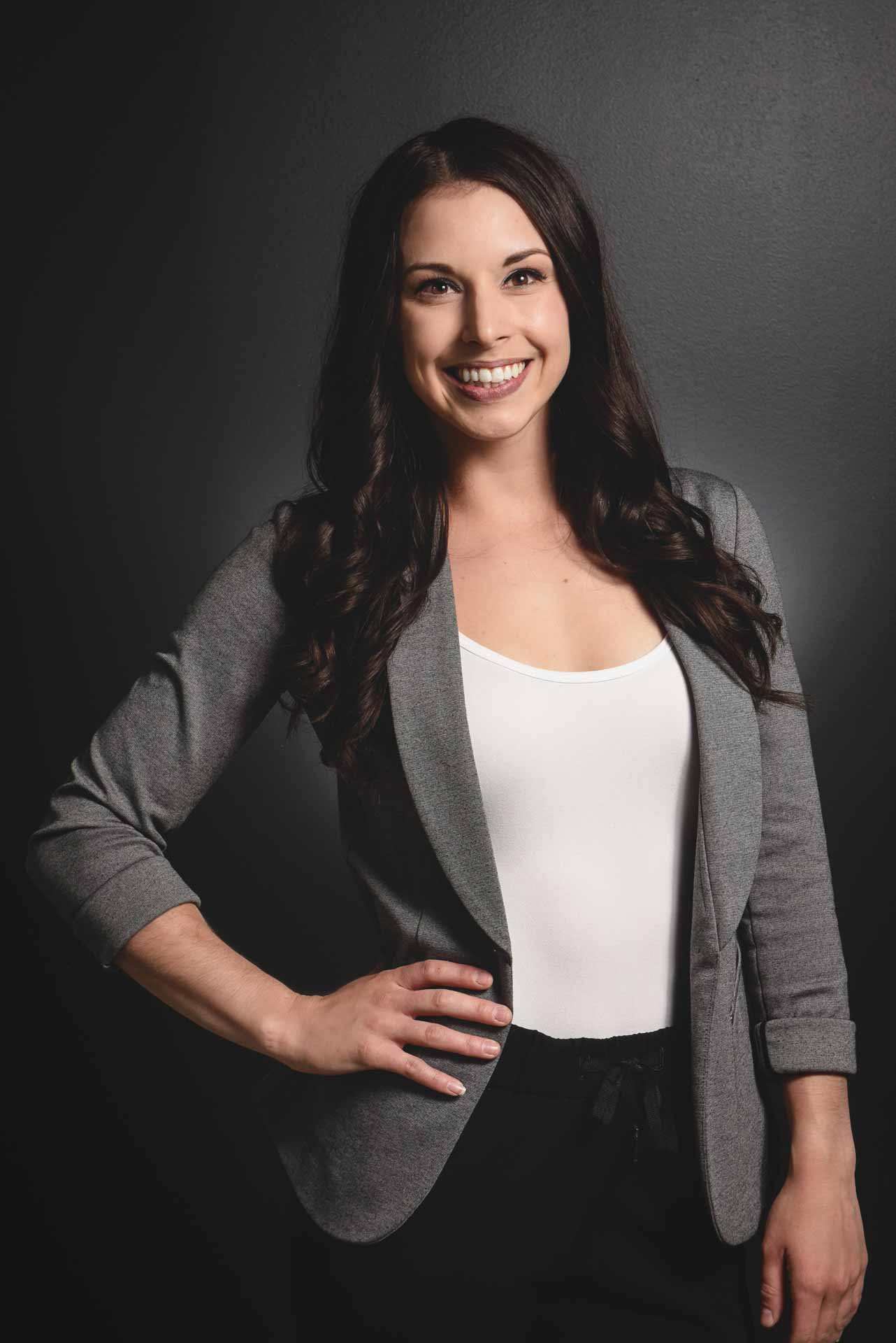 Danielle Reed   RMT   Evolve Chiropractic and Wellness   Downtown Calgary